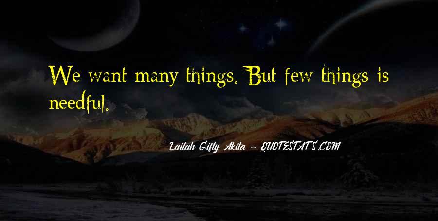 Needful Quotes #1221935