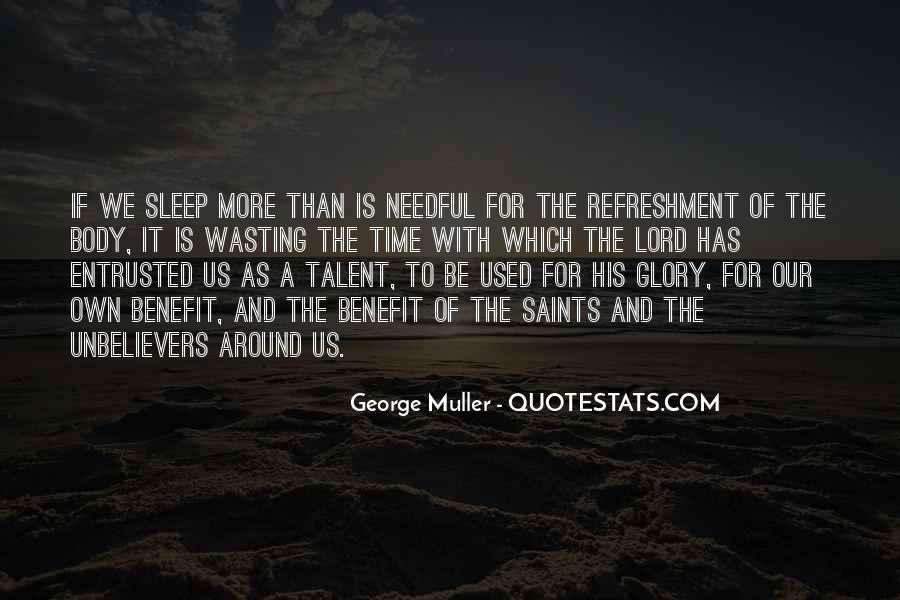 Needful Quotes #1268968