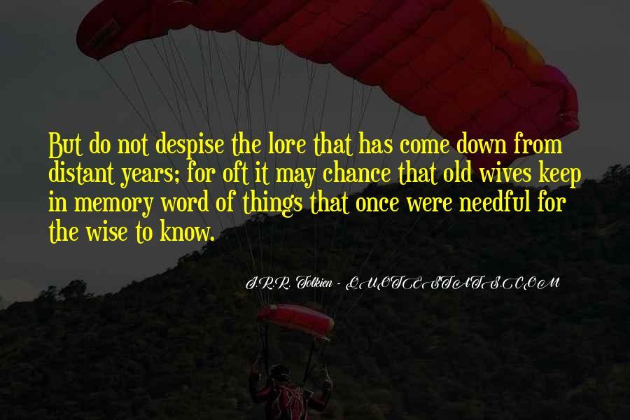 Needful Quotes #1704497