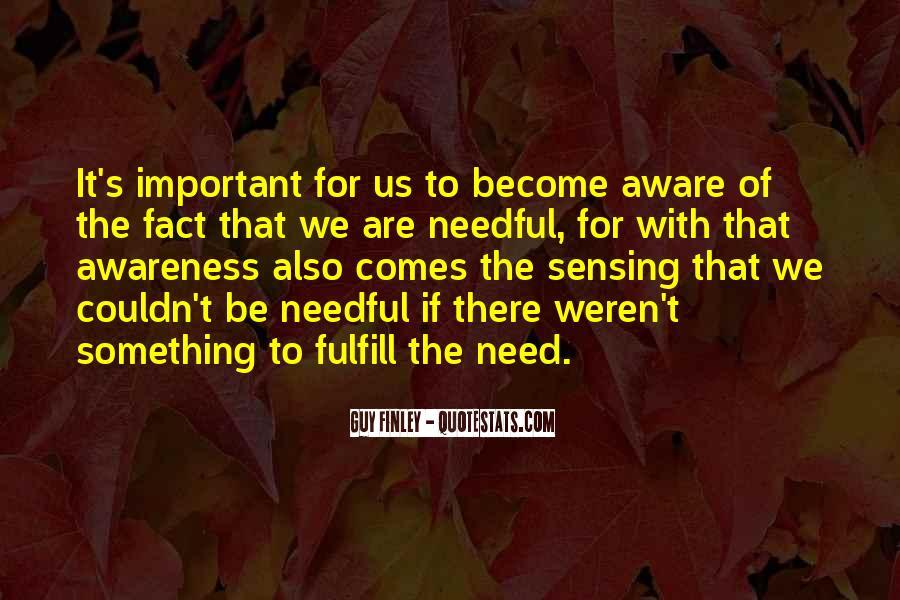 Needful Quotes #1733573