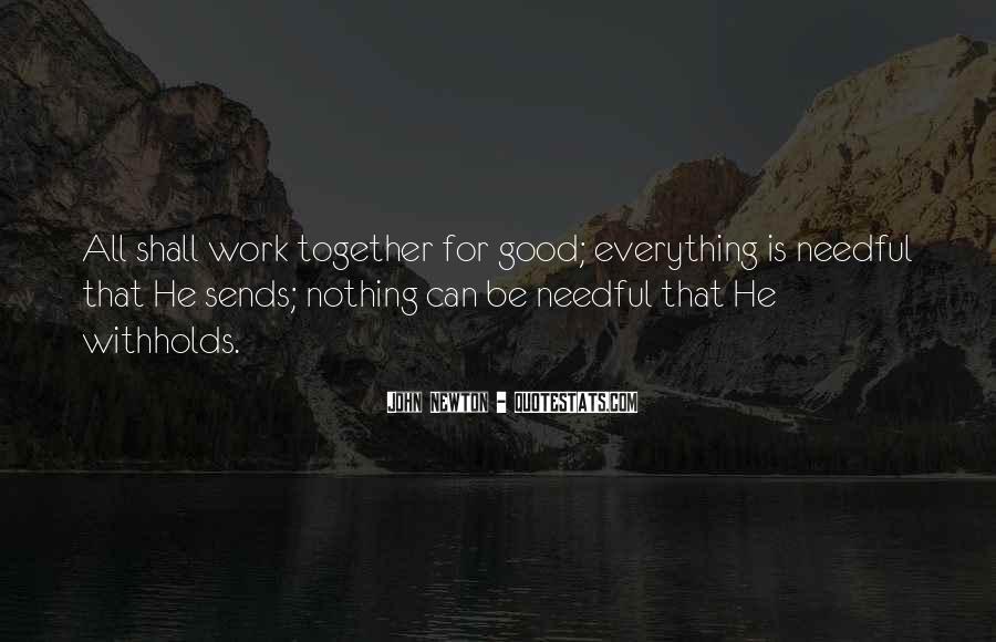 Needful Quotes #344548