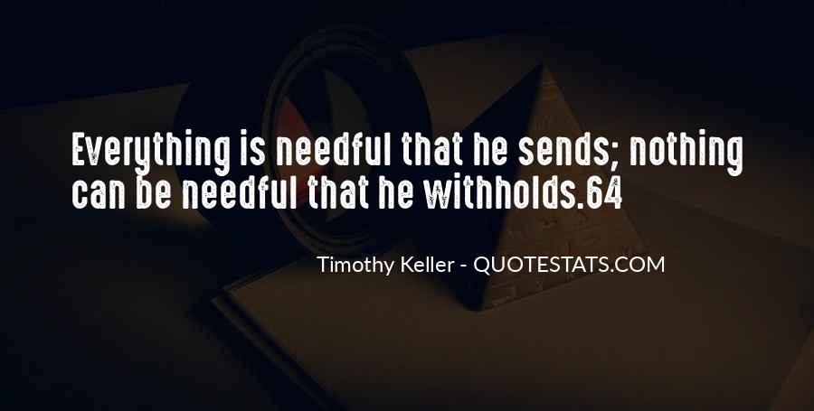Needful Quotes #797330