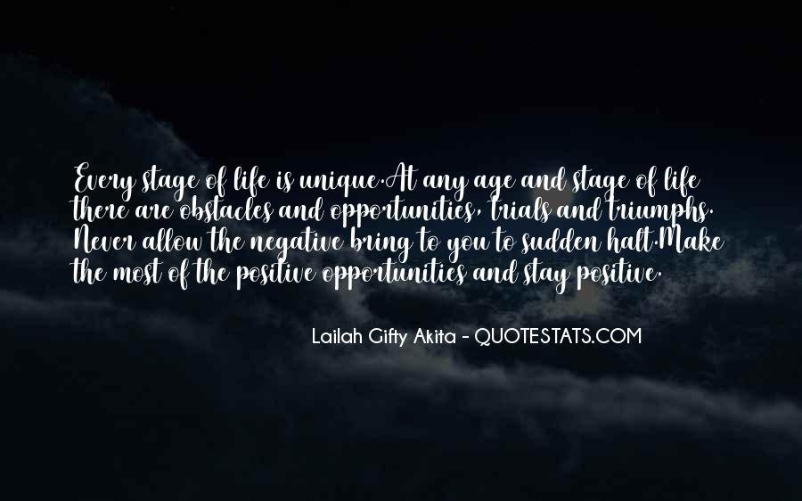 Negative Outlook On Life Quotes #965230