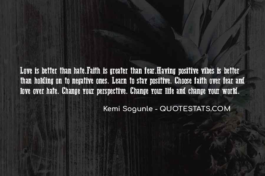 Negative Thoughts On Love Quotes #50048