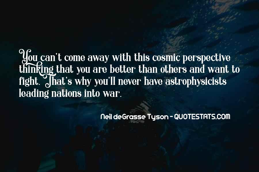 Neil Degrasse Quotes #16918