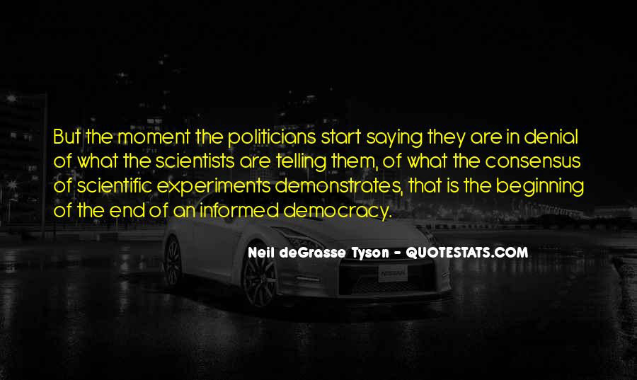 Neil Degrasse Quotes #182859