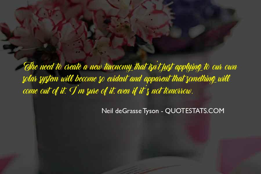 Neil Degrasse Quotes #19261