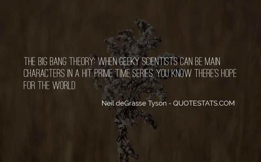 Neil Degrasse Quotes #218882