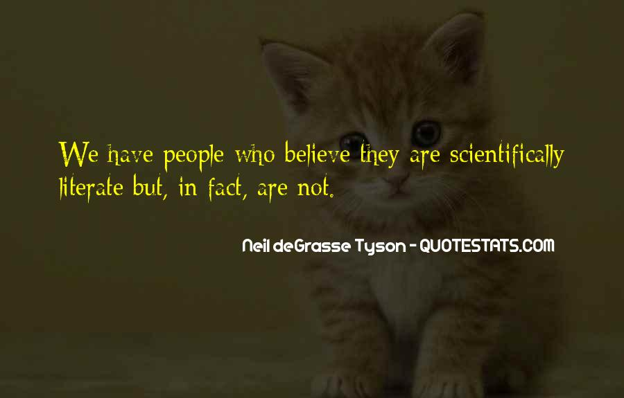 Neil Degrasse Quotes #64191