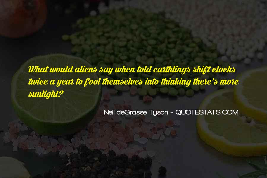 Neil Degrasse Quotes #86923