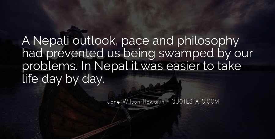 Nepal Travel Quotes #1553890
