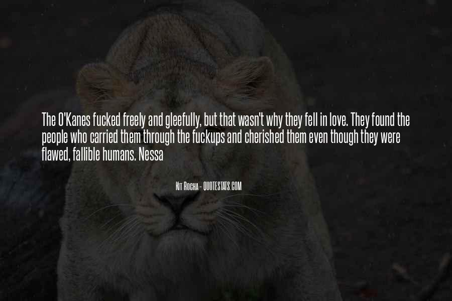Nessa Quotes #1270317