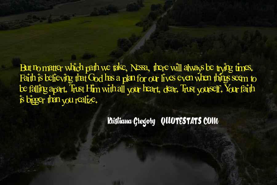 Nessa's Quotes #1182802