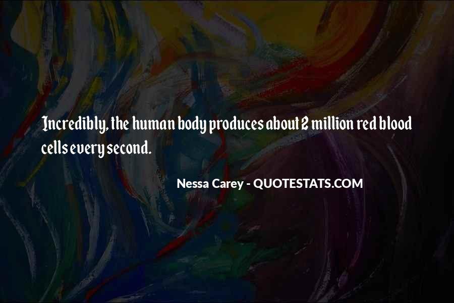 Nessa's Quotes #1417617