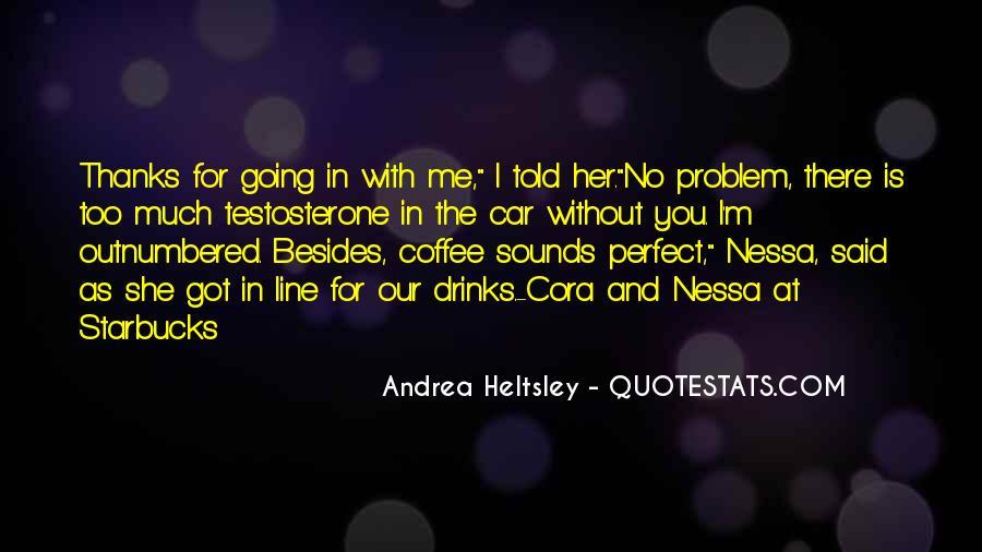 Nessa's Quotes #1590738
