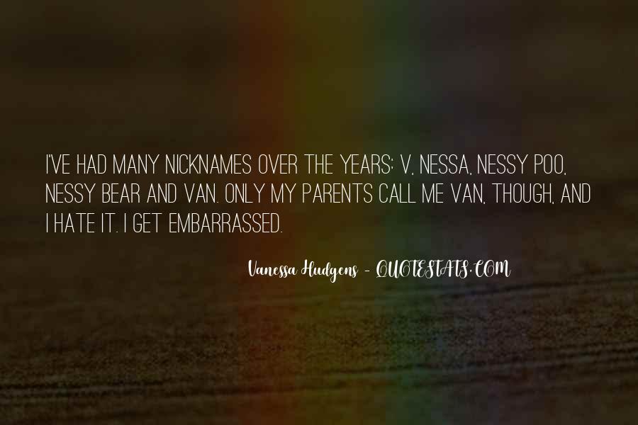 Nessa's Quotes #713835