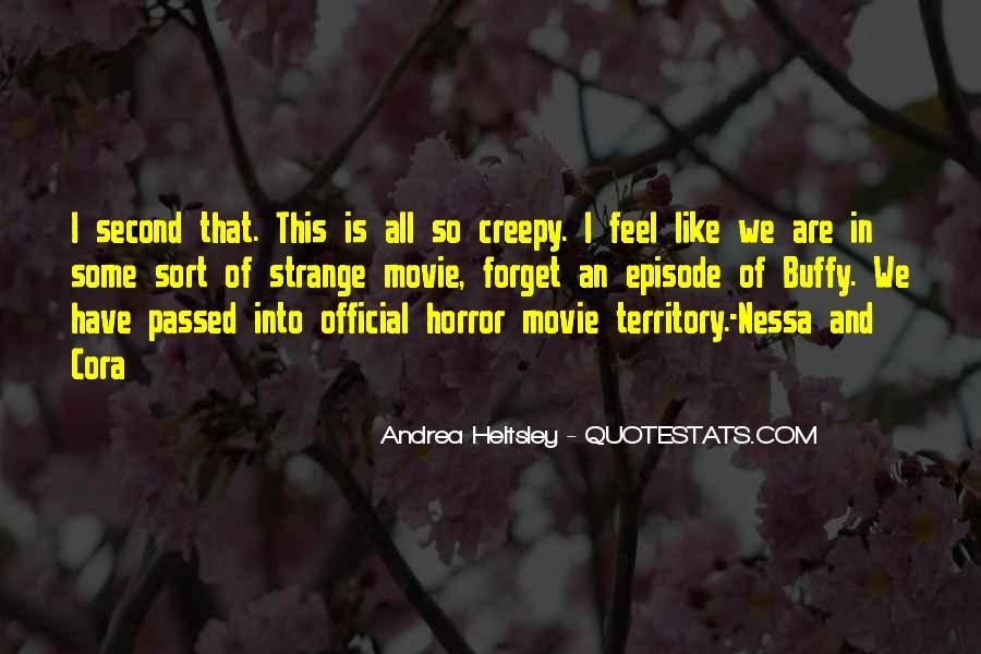 Nessa's Quotes #843166
