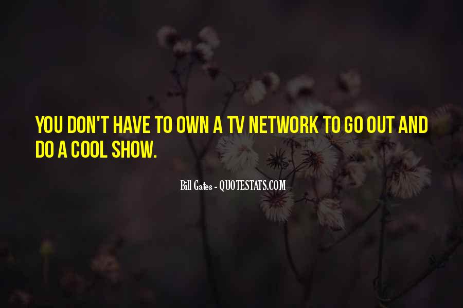 Network Quotes #53187