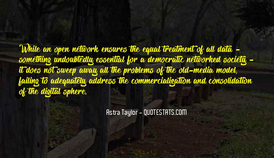 Networked Society Quotes #505377