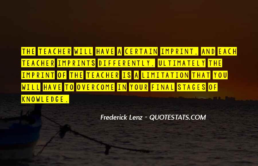 Quotes About Certain Knowledge #1011228