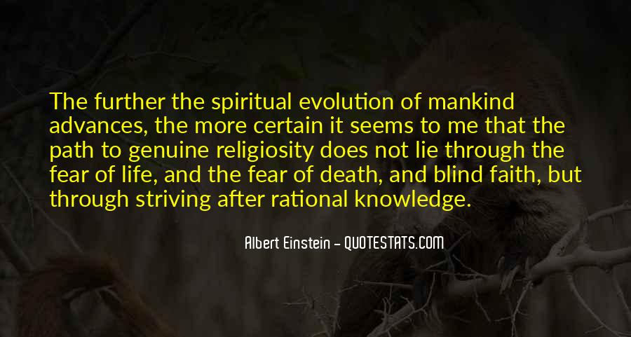 Quotes About Certain Knowledge #1033796