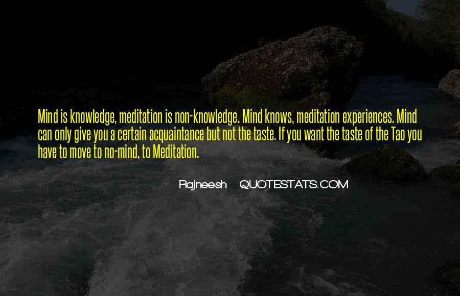 Quotes About Certain Knowledge #308022