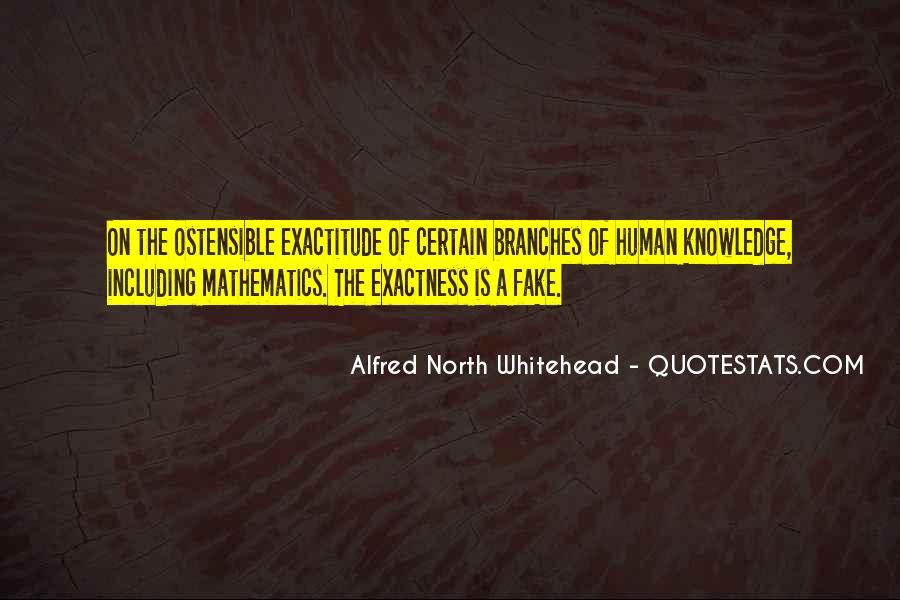 Quotes About Certain Knowledge #314834
