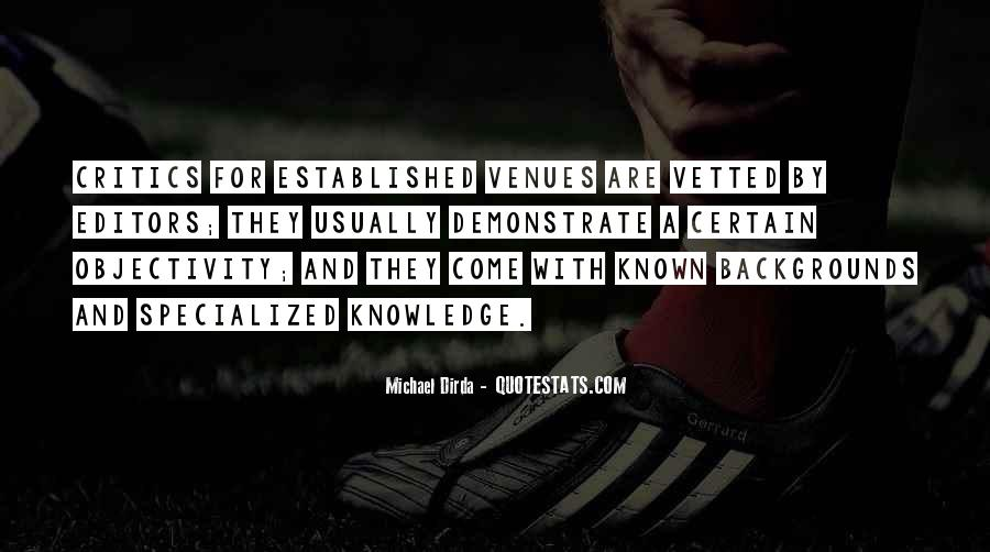 Quotes About Certain Knowledge #329901