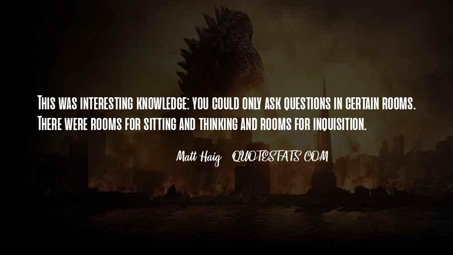 Quotes About Certain Knowledge #683933