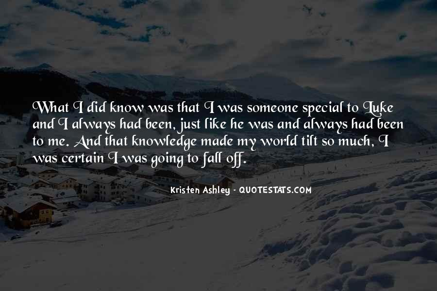 Quotes About Certain Knowledge #689285