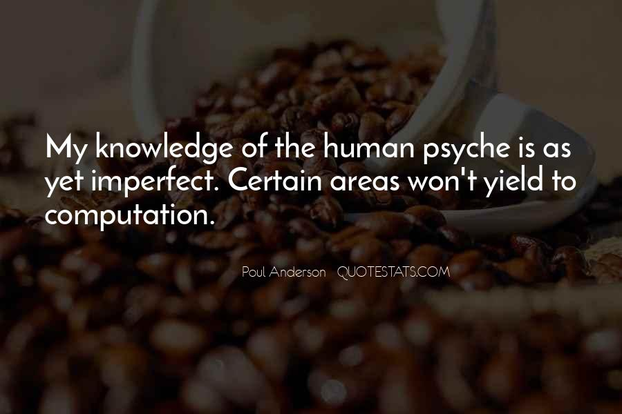 Quotes About Certain Knowledge #718421