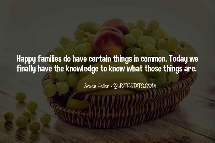 Quotes About Certain Knowledge #747523