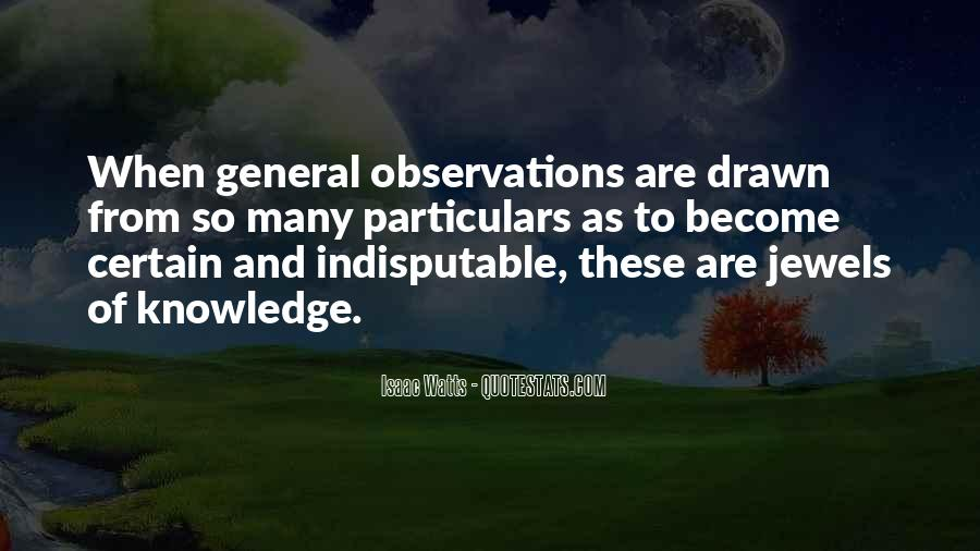 Quotes About Certain Knowledge #863535