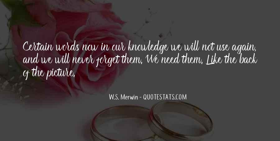 Quotes About Certain Knowledge #919071