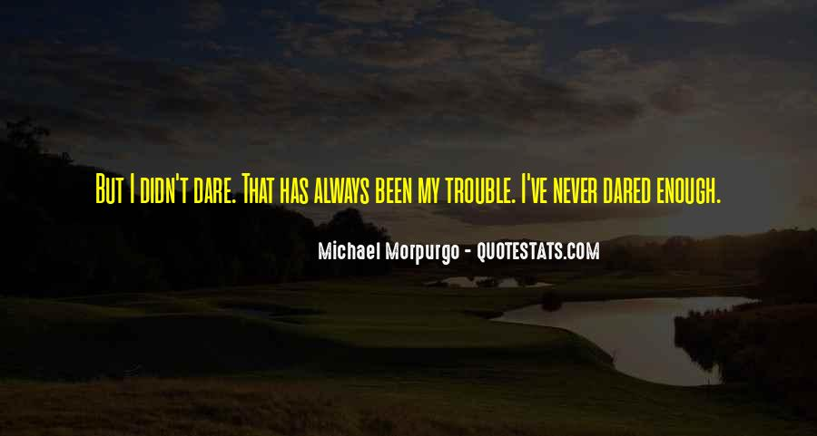 Never Been Quotes #23935