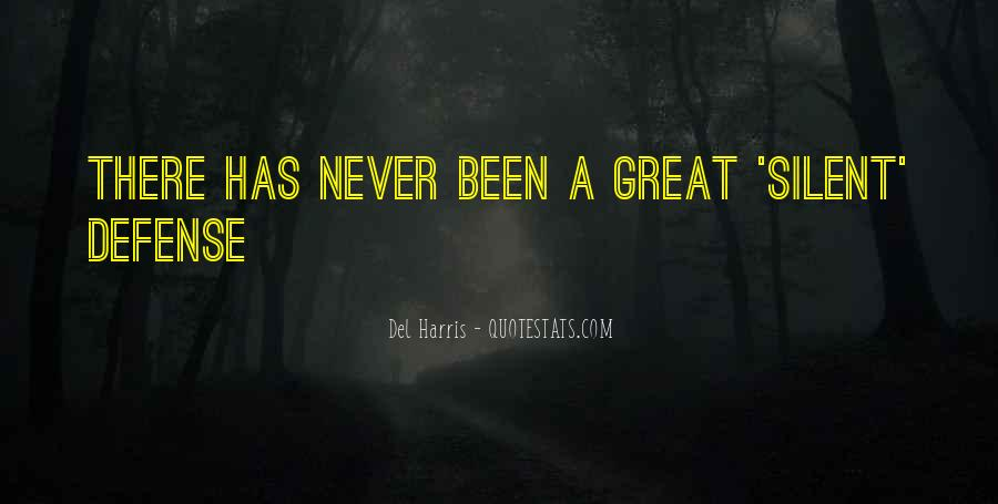 Never Been Quotes #3405