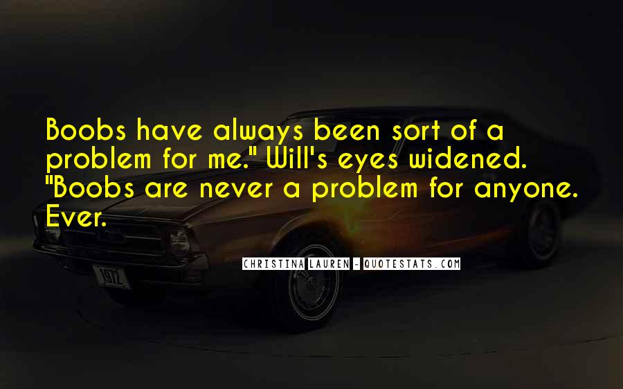 Never Been Quotes #3515