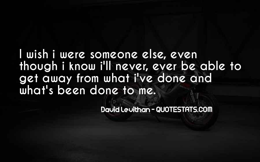 Never Been Quotes #5392