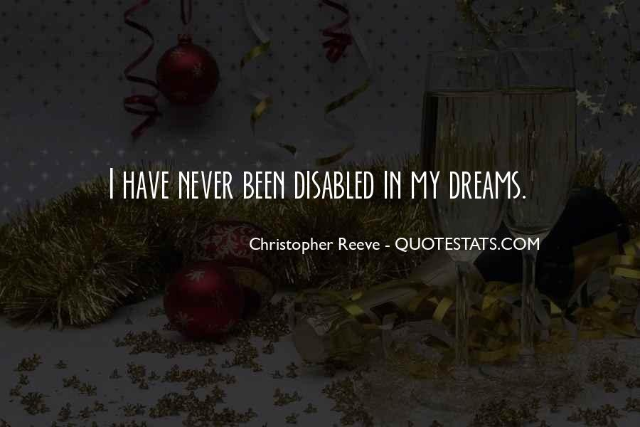 Never Been Quotes #9848