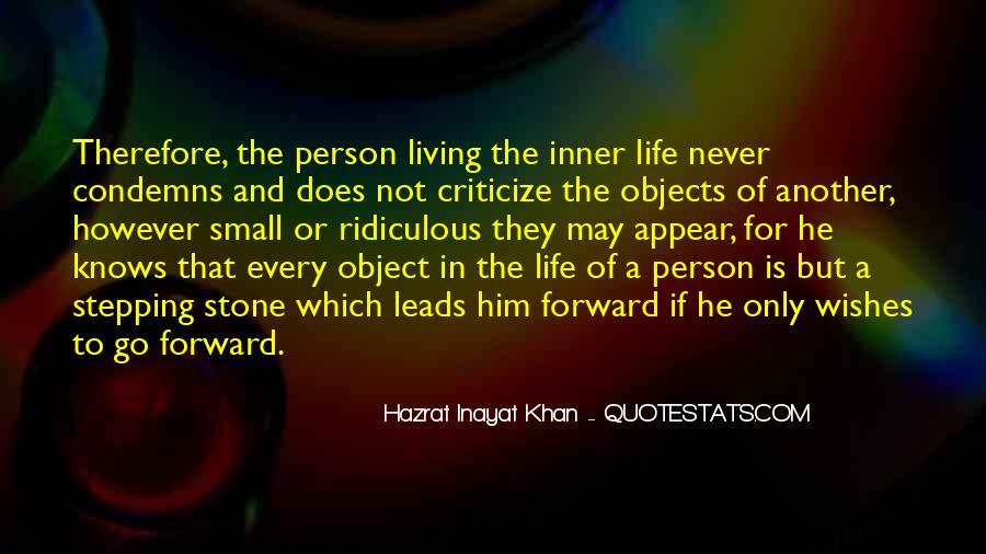 Never Criticize Quotes #1381036