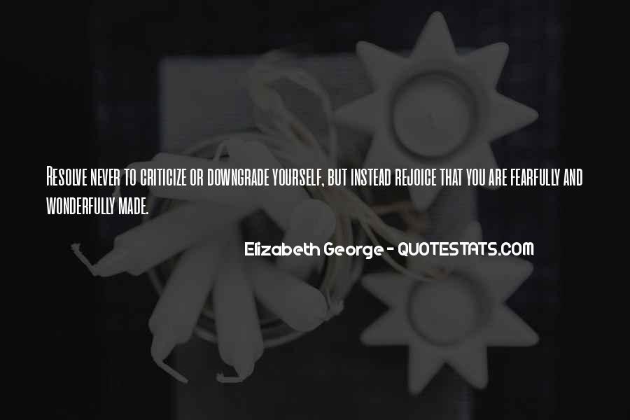 Never Criticize Quotes #1398861