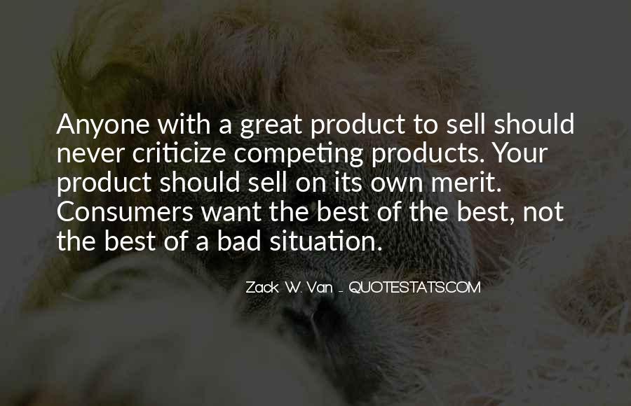 Never Criticize Quotes #1811613