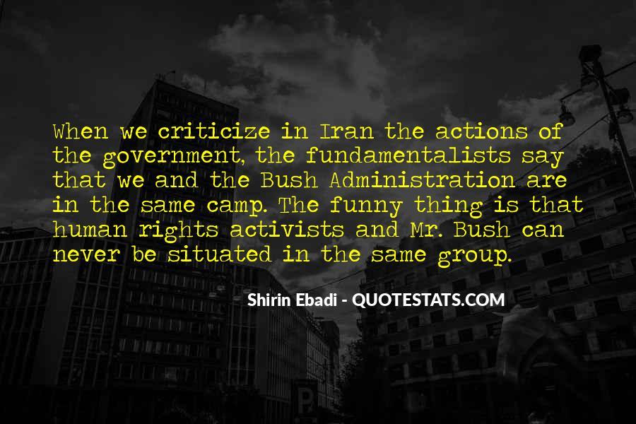 Never Criticize Quotes #338168