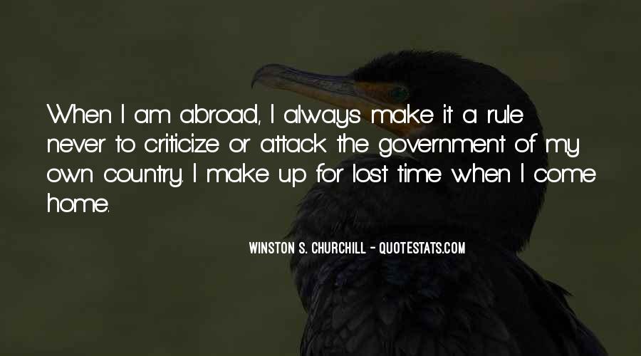 Never Criticize Quotes #710609