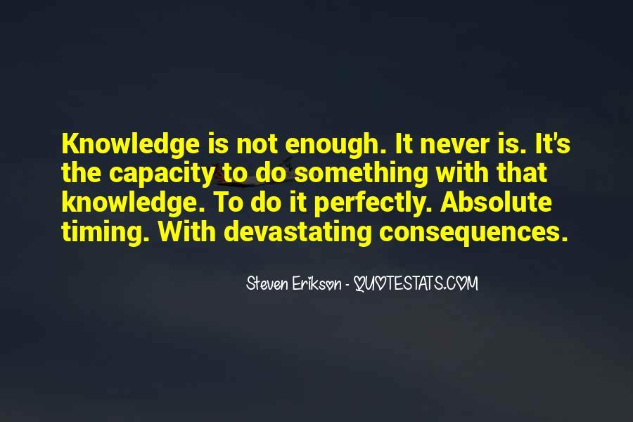 Never Do Enough Quotes #144174