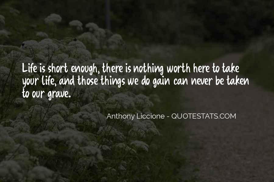 Never Do Enough Quotes #419047