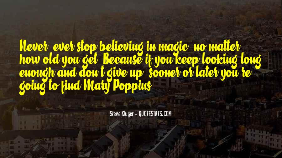 Never Ever Give Up Quotes #1136103