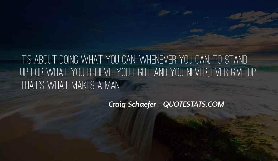 Never Ever Give Up Quotes #1784500