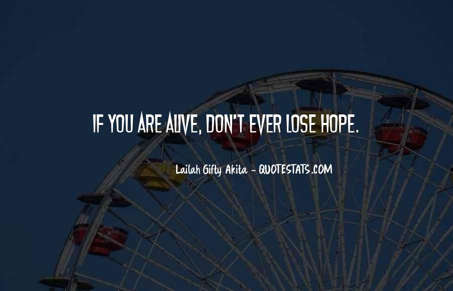 Never Ever Give Up Quotes #1866394