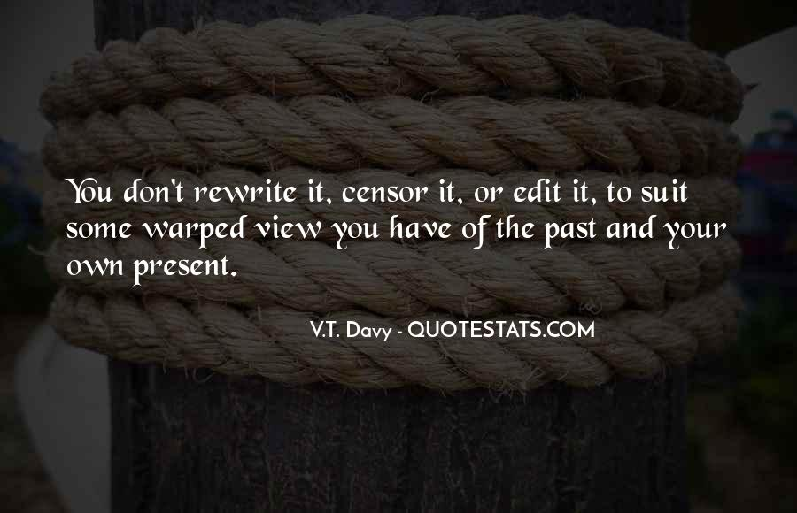 Quotes About Censor #528147